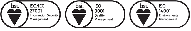 ISO-Accreditations