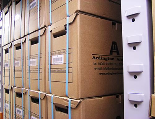 Why Archive?  Ardington Archives explain
