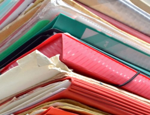 What Causes Paper to Deteriorate in Storage?
